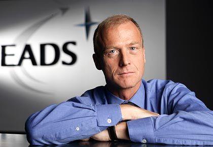 """Wehrt sich gegen """"Rufschädigung"""": EADS-Manager Enders"""