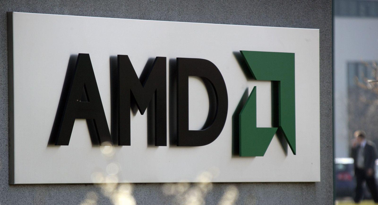 Chiphersteller AMD