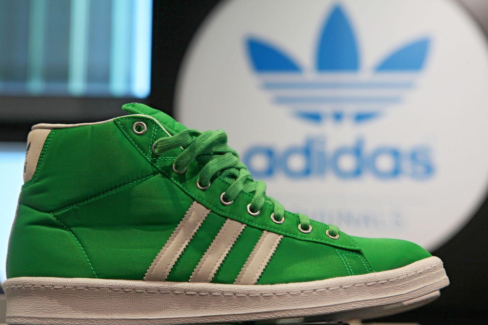 Adidas Symbolbild