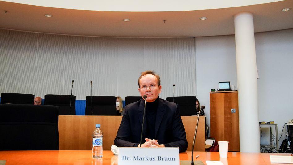 Mein Name ist Braun, ich wusste von nichts: Der Ex-Wirecard-Chef gibt den Unschuldigen