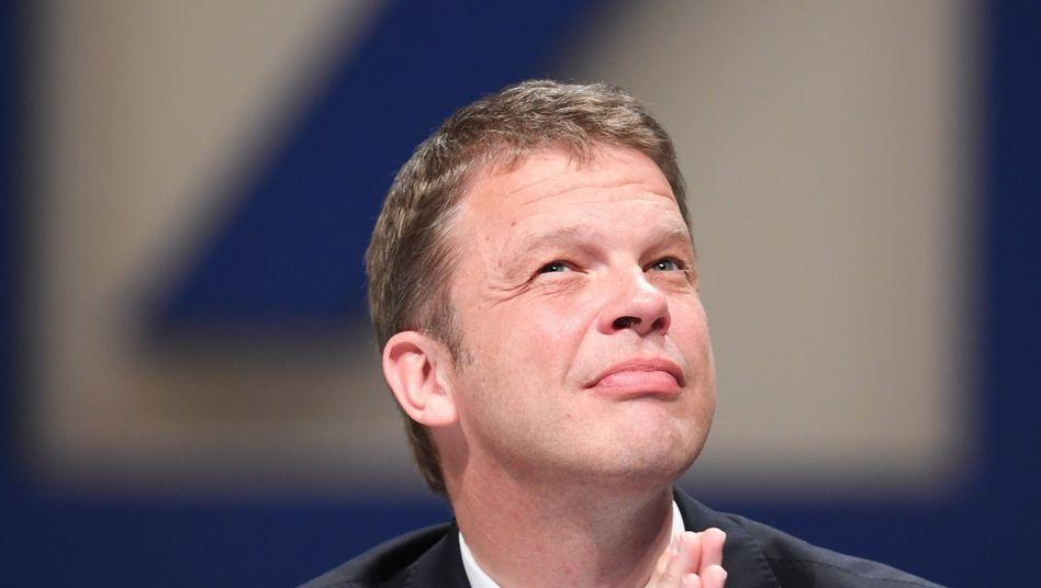 """Deutsche-Bank-Chef Sewing: """"Die Ergebnisse im ersten Quartal zeigen die Notwendigkeit sofort zu handeln"""""""