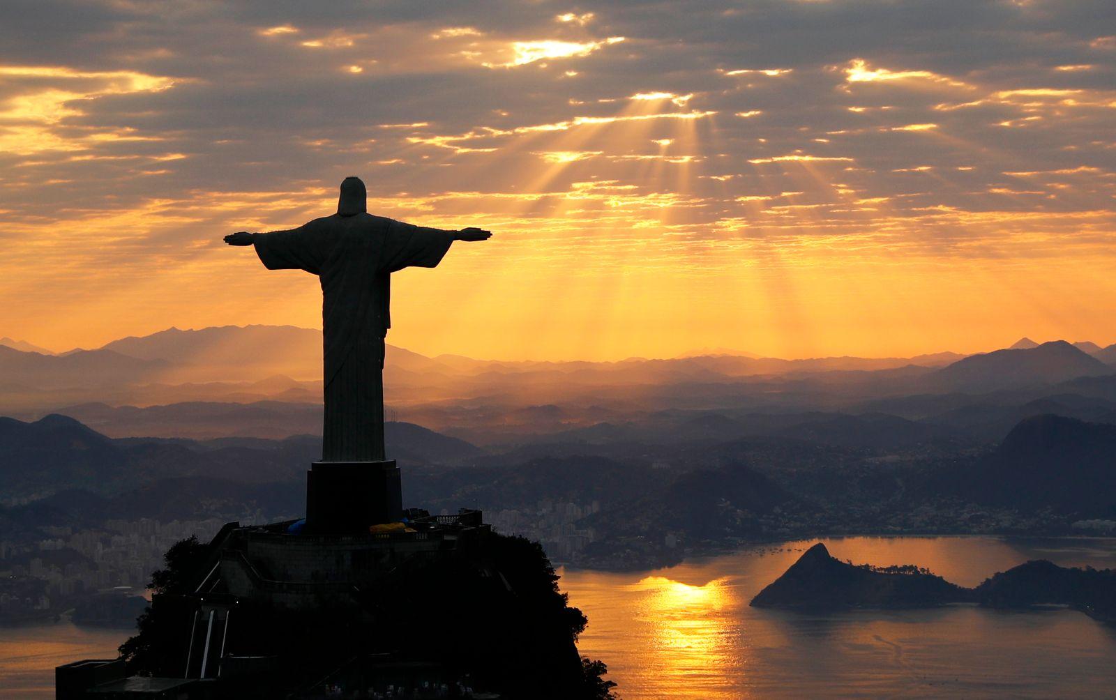 Christ The Redeemer / Rio