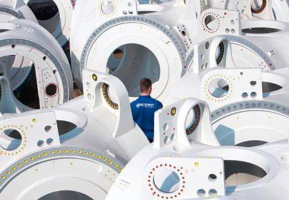 Viel zu tun: Repower sitzt nach eigenen Angaben auf einem hohen Auftragsbestand