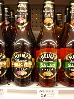"Trend ""Markentransfer"": Heinz Vinegar"