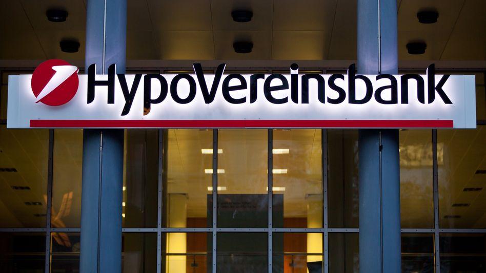 Hypovereinsbank in Nürnberg: Die Bank soll mit einem Börsenhändler zusammengearbeitet haben