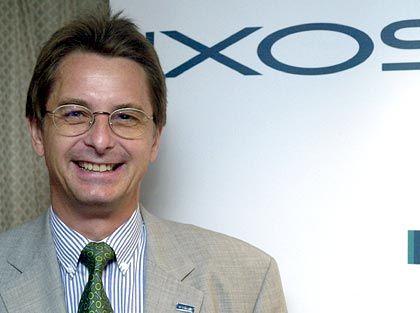 Geht überraschend: Ixos-Chef Robert Hoog