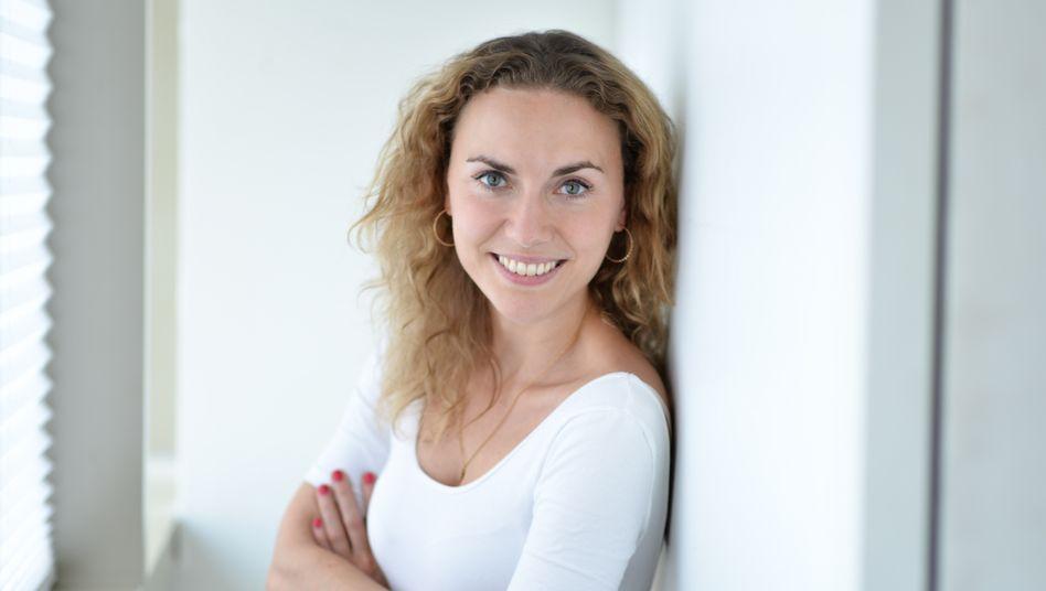Klarer Kopf, klarer Plan: Selfapy-Gründerin Nora Blum krempelt einen Teil des Gesundheitssystems um