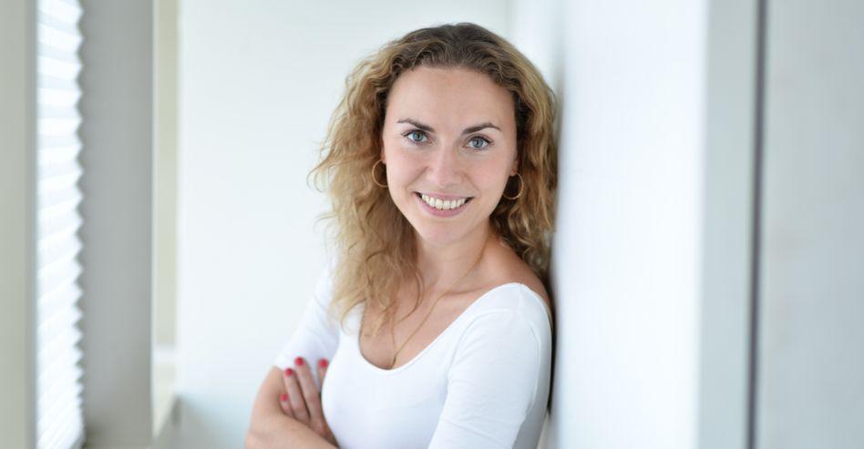 Klarer Kopf, klarer Plan: Selfapy-Gründerin Nora Blum krempelt einen Teil des Gesundheitssystems um.