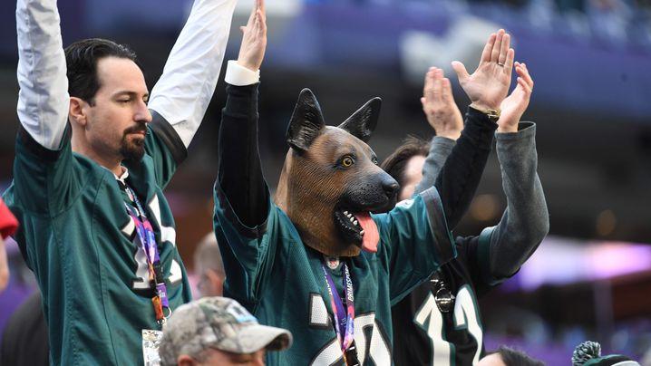 Super Bowl: Vom Underdog zum Champion