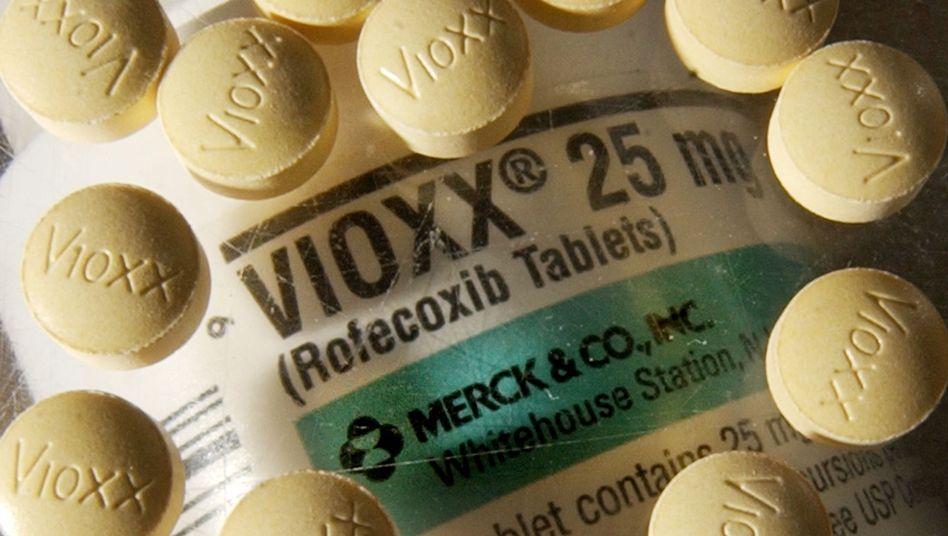 Vioxx-Skandal: Merck muss manche Arzneimittelkäufer entschädigen