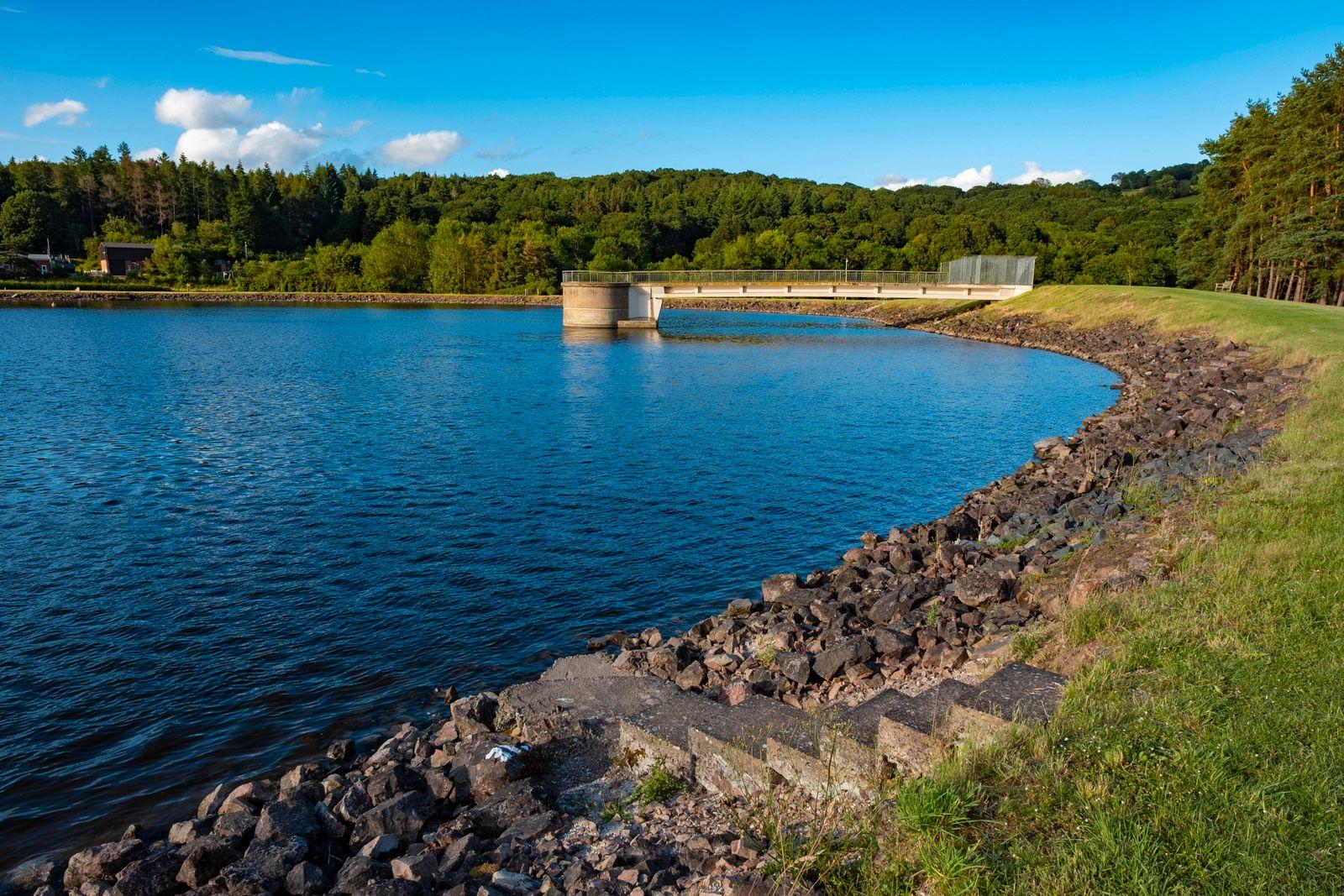 Trimpley Reservoir near Kidderminster in Worcestershire. PUBLICATIONxINxGERxSUIxAUTxONLY Copyright: xDominicxJones/LOOPx
