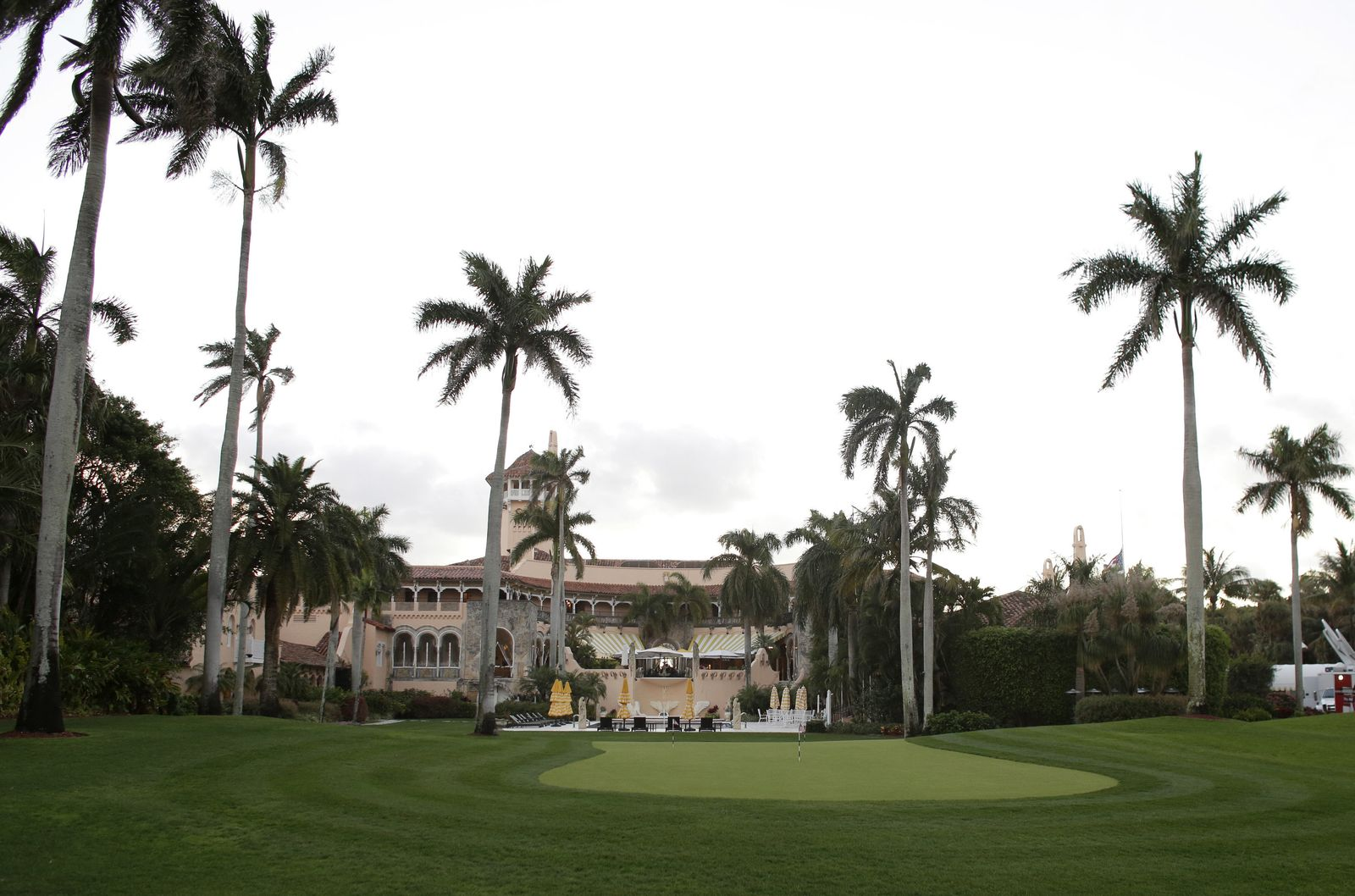 Palm Beach/ Donald Trump
