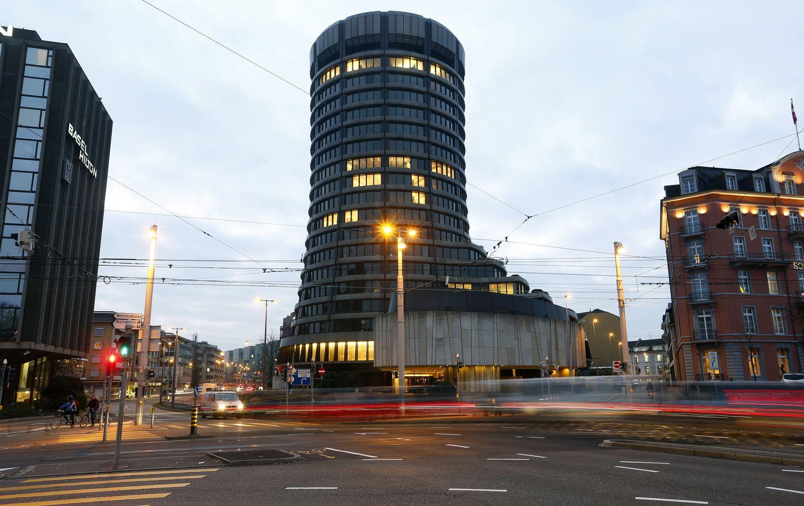 BIZ / Bank für Internationalen Zahlungsausgleich