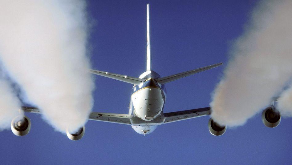Deutschlands Luftfahrtbranche soll sauberer werden