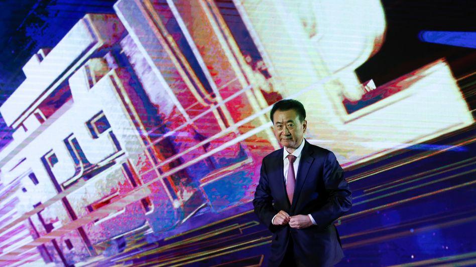 Wanda-Chef Wang Jianlin: Der reichste Chinese besitzt 31 Milliarden Dollar - und investiert im Entertainment-Bereich