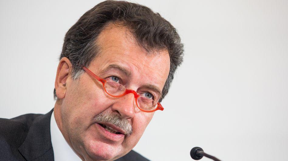 Treibende Kraft hinter der neuen Strategie: Der bisherige Chefkontrolleur der Commerzbank, Hans-Jörg Vetter