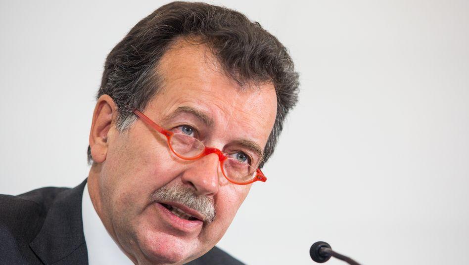 Laut Insidern Favorit für den Chefposten im Commerzbank-Aufsichtsrat: Hans-Jörg Vetter