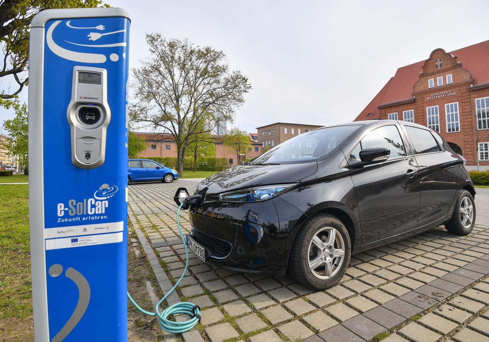 Renault Zoe / Elektro Auto