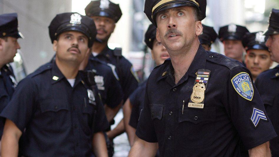 US-Schauspieler Nicolas Cage als Film-Polizist: Am Finanzmarkt setzt sich künftig die Ratingagentur Sigma gegen kriminelle Machenschaften ein.