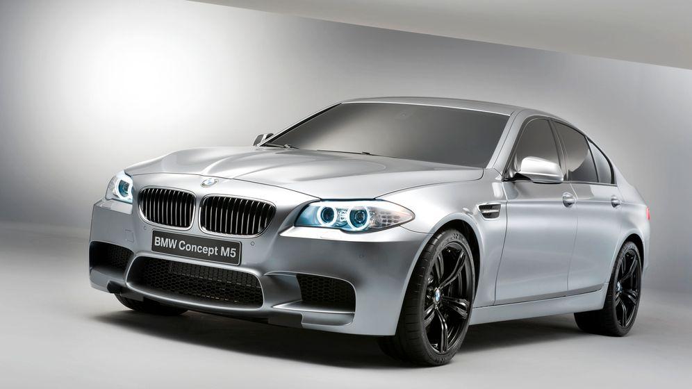 Neuer BMW M5: Wuchtig, klobig, aggressiv