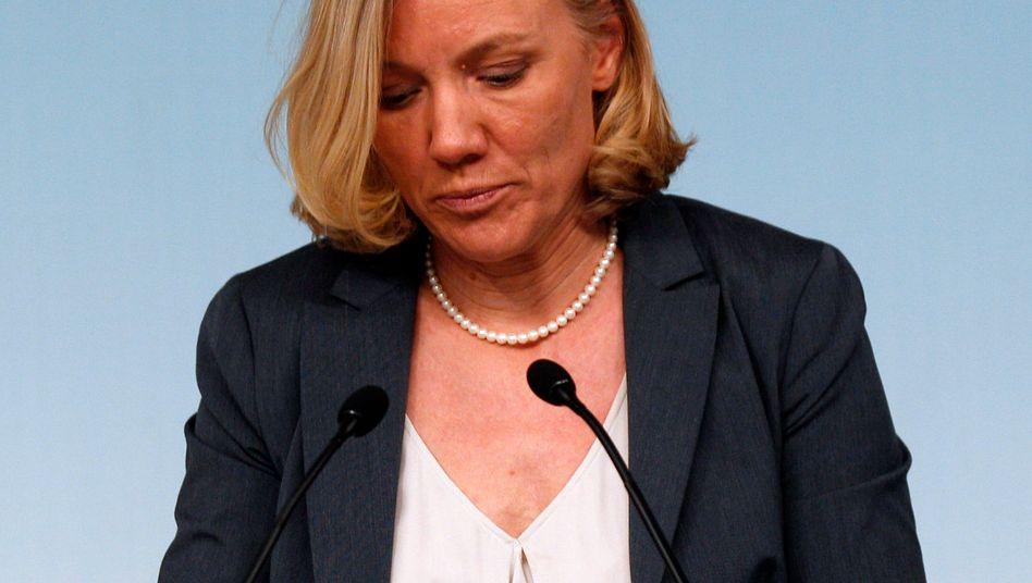 Rücktritt nach sechs Wochen: Italiens Sportministerin Josefa Idem tritt ab