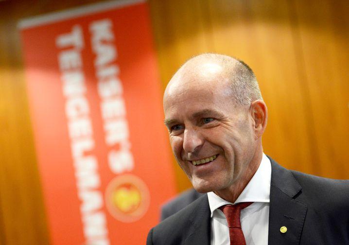 Tengelmann-Chef Haub: Klare Regeln für die Nachfolge