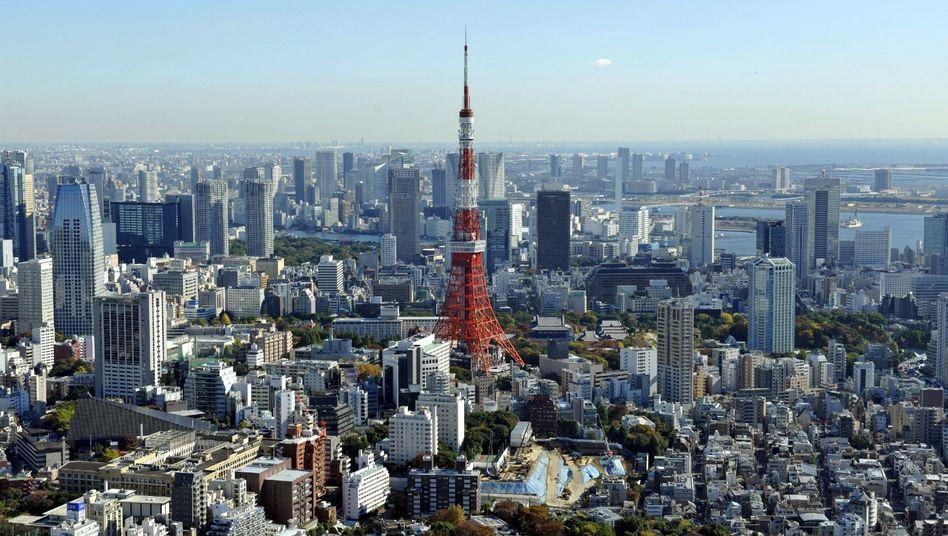 Tokio: Die japanische Regierung bekommt die Schuldenlage nicht in den Griff