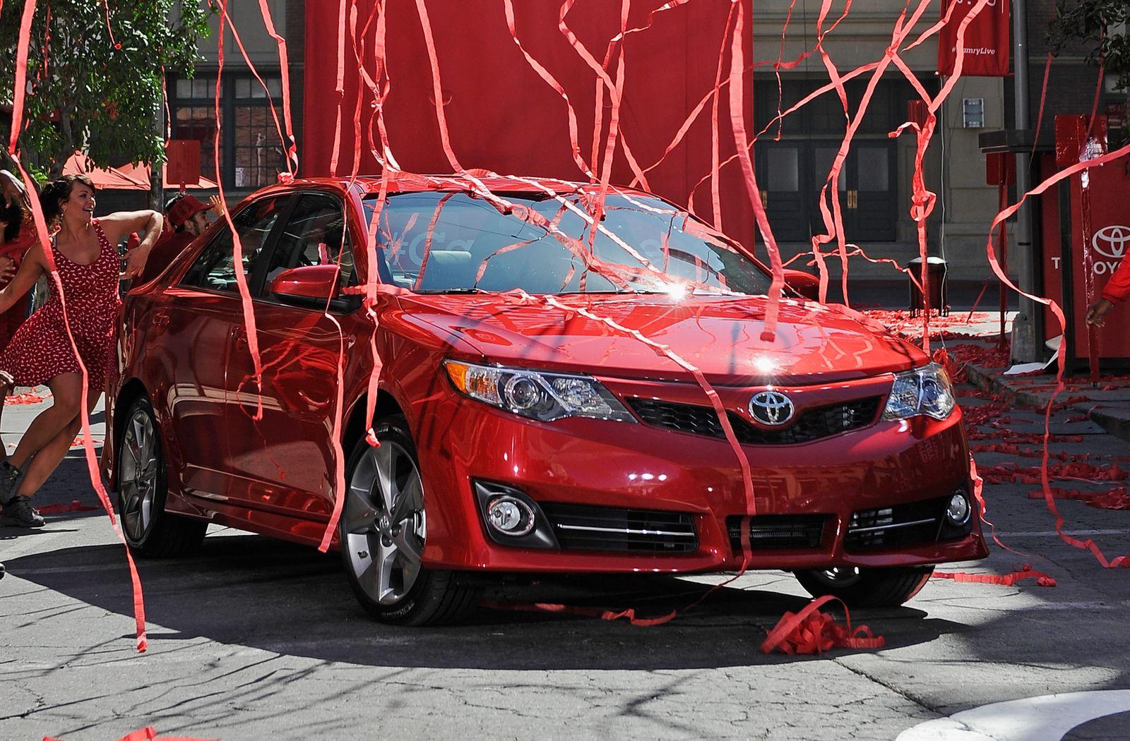 USA / US-Modelle / Toyota Camry SE / Kalifornien