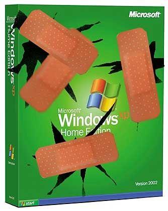 Sicherheits-Update: SP2 soll das Pflaster für Windows XP sein