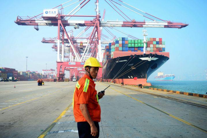 Unerwartetes Plus: Chinas Handel mit der Welt zieht wieder an