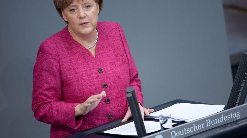 Bundeskanzlerin Angel Merkel (CDU): Neue Regeln für die Energiewende
