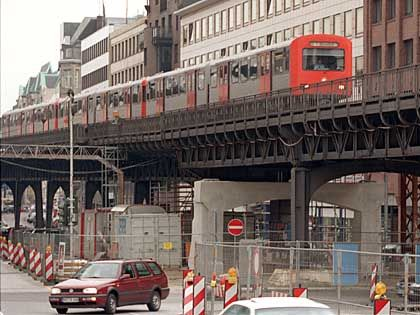 Volle Fahrt voraus: Die Hamburger Hochbahn plant Übernahmen