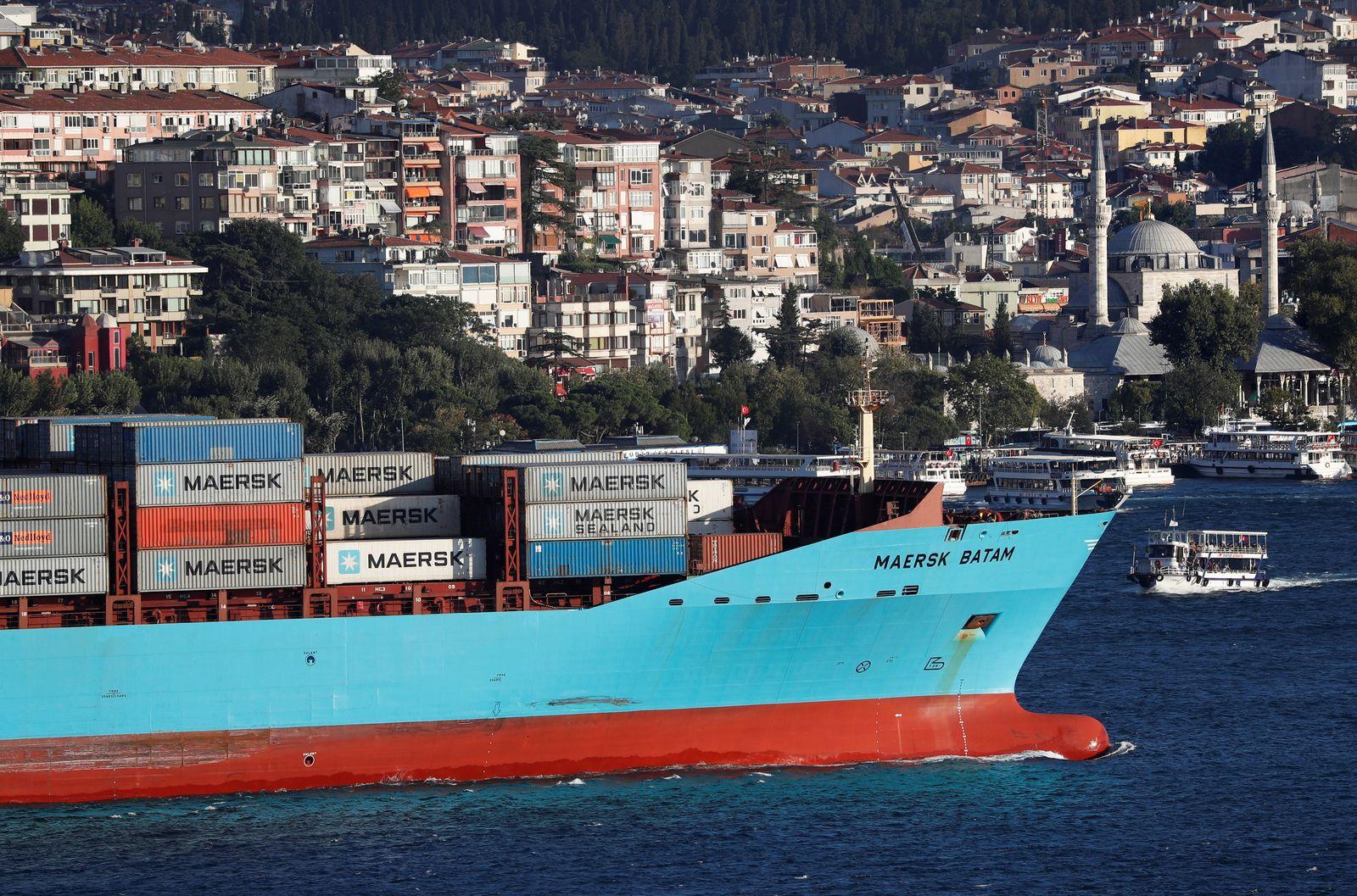 Türkei / Konjunktur / Wirtschaft / Lira / Handel / Container