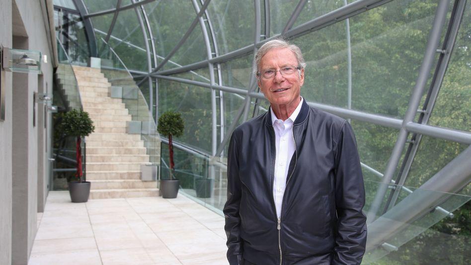 """""""Für Deutschland tut mir das sehr leid"""": Unternehmer Hans-Peter Wild"""