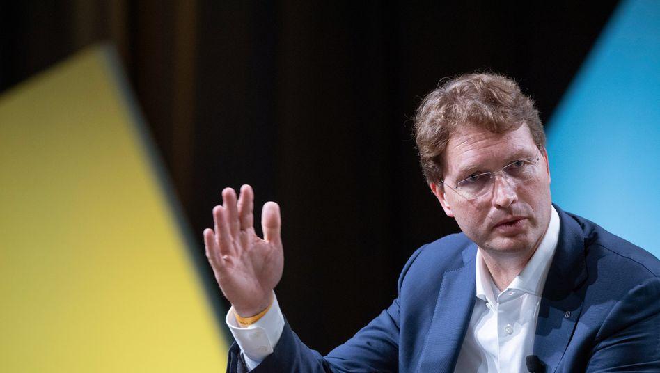 """Daimler-Chef Ola Källenius: """"Können mit dem Gewinn nicht zufrieden sein"""""""
