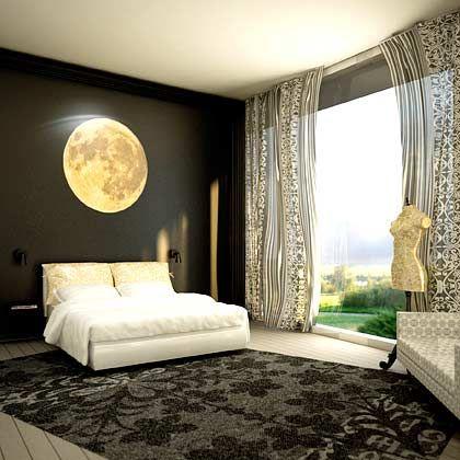 Guter Mond, du leuchtest stille: King suite im Kameha Grand Hotel Bonn