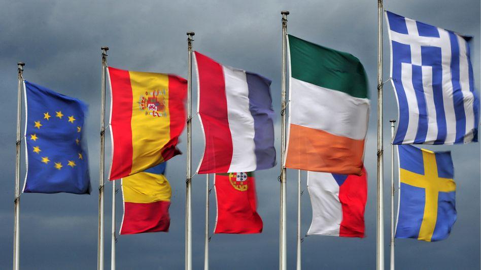 Leichte Entspannung: Spanische Anleihen waren am Donnerstag bei Investoren begehrt. Italien hatte am Vortag noch Rekordzinsen zahlen müssen