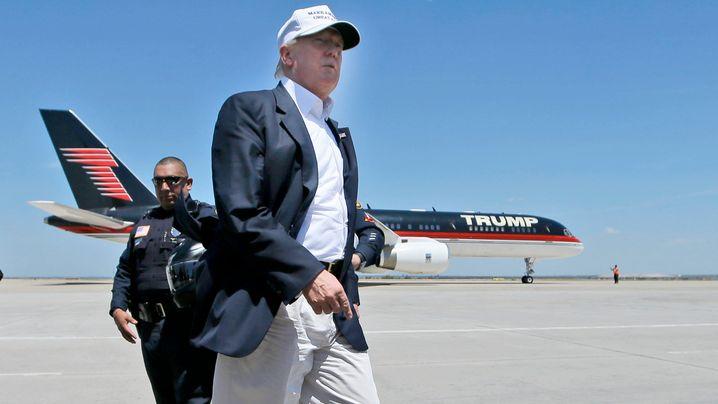 Vorbilder für Trump: Diese Milliardäre haben sich als Staatschefs versucht
