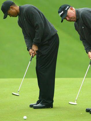 Tiger Woods Golfturnier 8.4