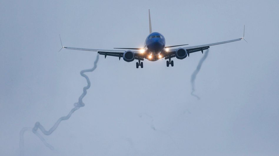 """Boeing 737 MAX 8: """"Boeing wird das Problem in den Griff bekommen"""""""