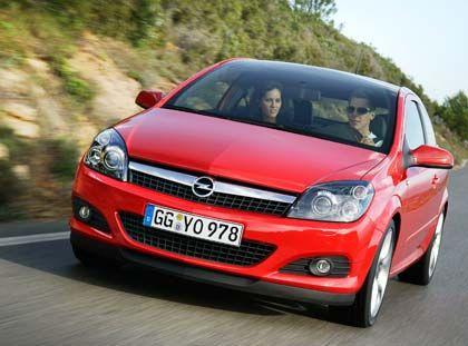 GM-Marke zu verkaufen: Das Opel-Modell Astra wird in den USA unter der Marke Saturn vertrieben