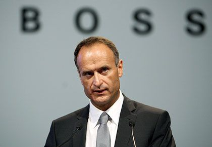 Offen für einen Einstieg: Bruno Sälzer, Chef des Modekonzerns Hugo Boss, hatte vor einigen Tagen einen Einstieg des Finanzinvestors Permira bei dem Boss-Mutterkonzern Valentino begrüßt