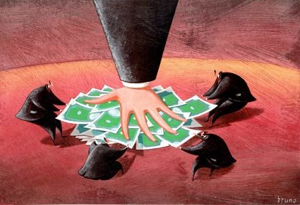 Gehälter: Der Streit um die Vorstandsbezüge eskaliert. Die Politik überdreht. Was ist der gerechte Lohn?