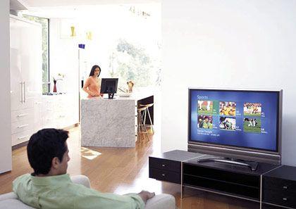 Heimvernetzung: Neue Techniken bieten weit mehr, als sich nur die Urlaubsfotos am Fernseher anzuschauen
