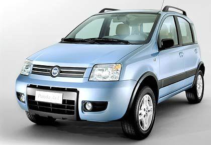 Fiat Punto 4x4: Der Autokonzern sucht den Ausweg aus schwierigem Terrain