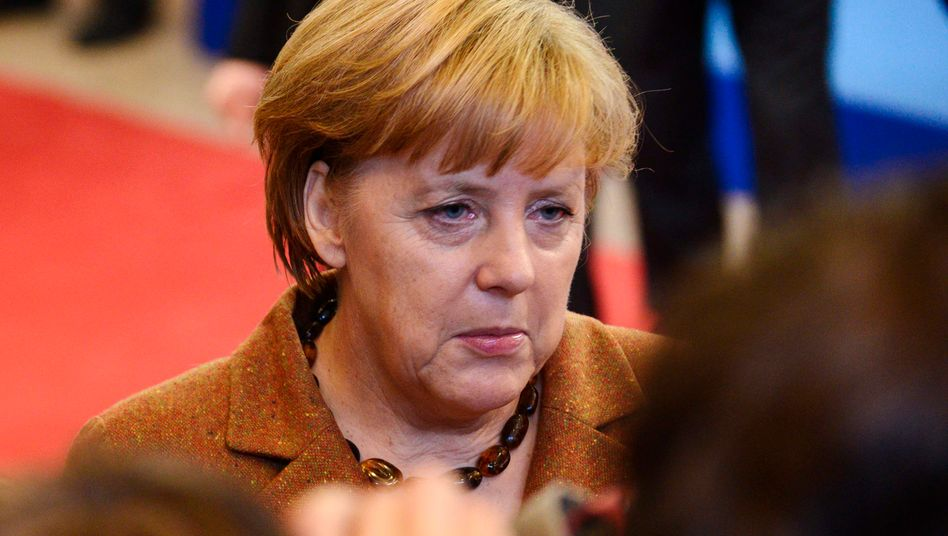 """Bundeskanzlerin Merkel in Brüssel: """"Es wird mit großer Wahrscheinlichkeit eine Etappe zwei geben"""""""
