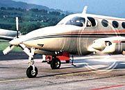 Keine Zeit verschwenden: Geschäftsflugzeug Cessna 340