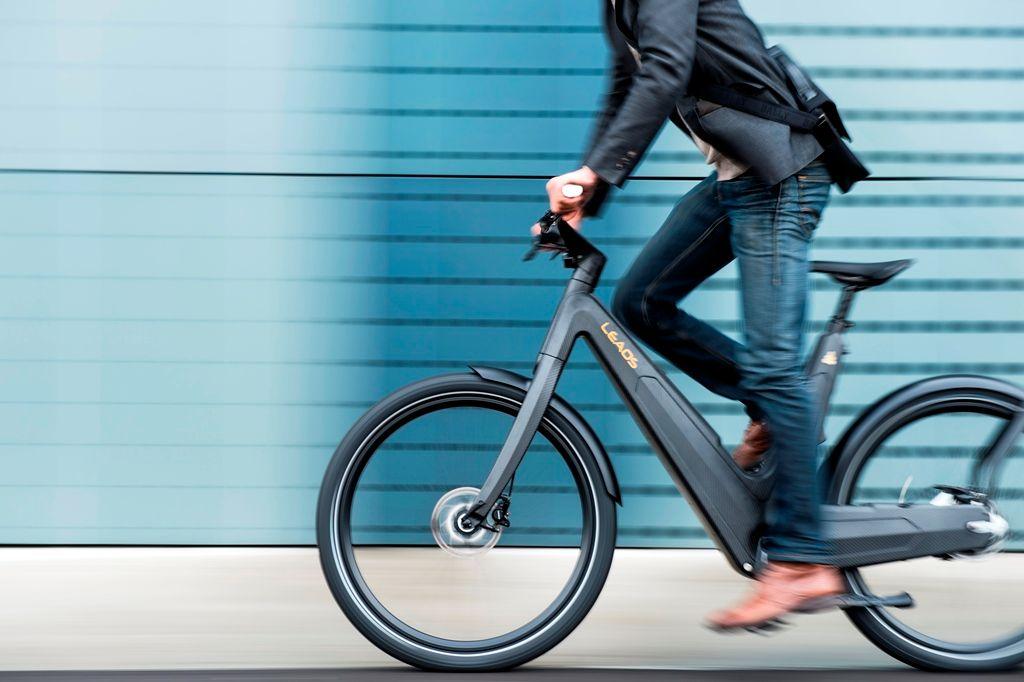 Fahrrad / Leaos Pure