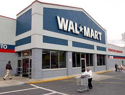 Gute Geschäfte: Wal-Mart steigert Erlöse um 9 Prozent