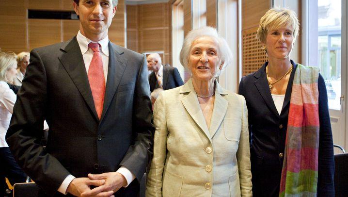 Geschwister Quandt vor Familie Schaeffler: Die zehn reichsten Deutschen